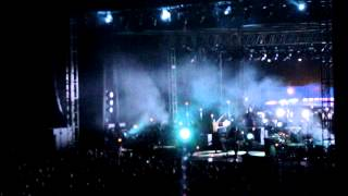 Sigur Ros - Popplagio (outro - the end of show) - Warsaw, Park Sowińskiego - 25.06.2013