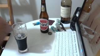 酒好きな新潟人の飲酒動画 part1148 箕面スタウト 【生ビール】