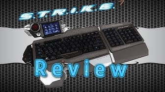Mad Catz S.T.R.I.K.E 7 [German] Review & Software + Download Firmware 2.0.3
