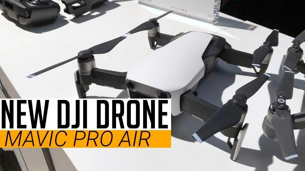 NEW DJI MAVIC AIR DRONE