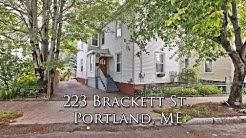 223 Brackett St., Portland, ME