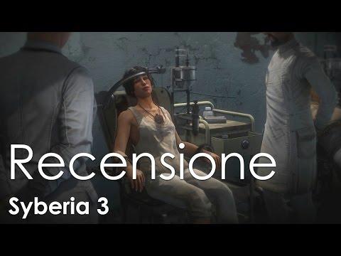 Syberia 3 - La Recensione di Spaziogames.it