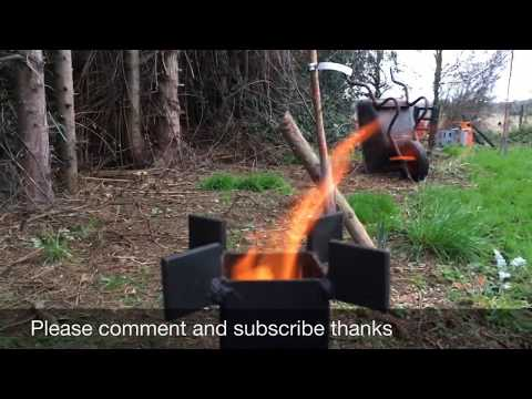 Best Rocket Stove How I Made It