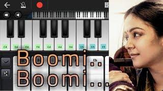 Bhoomi Bhoomi  Notes amp Chords  Chekka Chivandha Vaanam  A R Rahman  ManiRatnam  Piano  136
