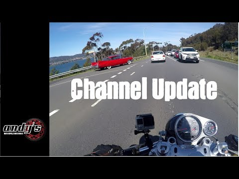 Channel Update - Cute Cops, Cadillacs and Delbear Rides Again