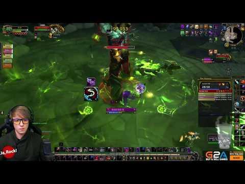 INSTA Z NAJLEPSZYMI GRACZAMI W EU - World of Warcraft: Legion