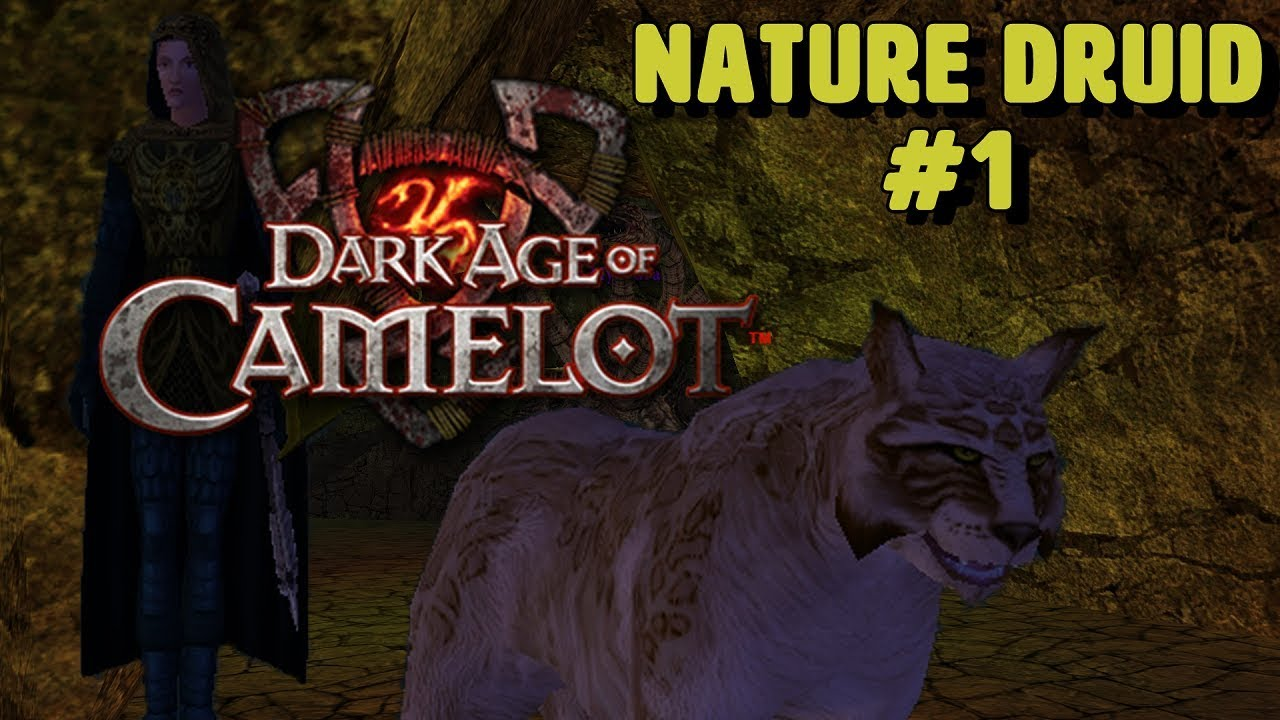Best Fight of the Day #1 : Nature Druid on Phoenix Server - [Dark Age of  Camelot]