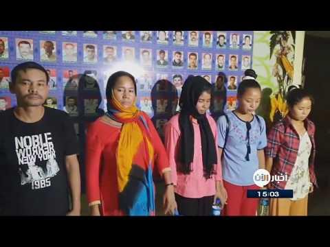 شرطة ديالى: العاملات الفلبينيات اختطفن بسبب تنافس شركات  - 14:22-2018 / 7 / 10