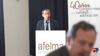 Afelma cumple 40 años: la importancia de la acústica y la seguridad en los edificios