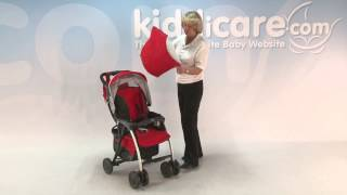 Chicco Simplicity Stroller   Kiddicare   цена 4BABY BG(4BABY.BG - Тук може да откриете нашите детски играчки стоки за бебето както и игри сортирани по категории. Във..., 2015-02-15T20:50:56.000Z)