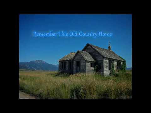 Country Home - Patrick Thompson (Lyric Video)