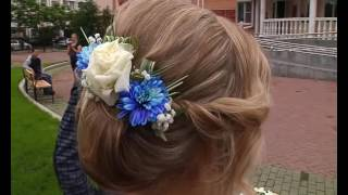 Свадебное оформление вместе с цветочным салоном