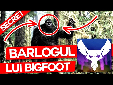 Gasim barlogul lui BIGFOOT! SECRET! (LIVESTREAM)