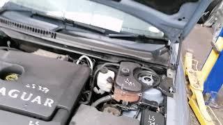 Jaguar X-TYPE 2008:Обзор/тест автомобиля на разбор (машинокомплект) из Англии от...