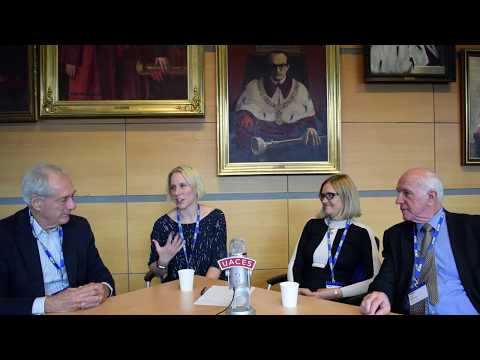 In Conversation with: UACES Lifetime Achievement Award Winners | JCER 13 (4) Special Section