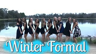 GRWM Winter Formal! Emma's First High School Dance!