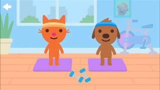 Pet Care Animal Games For Kids Sago Mini Apartment Funny Animals