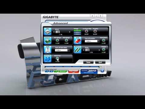 Gigabyte Dynamic Energy Saver 2 [PCAXE.COM]