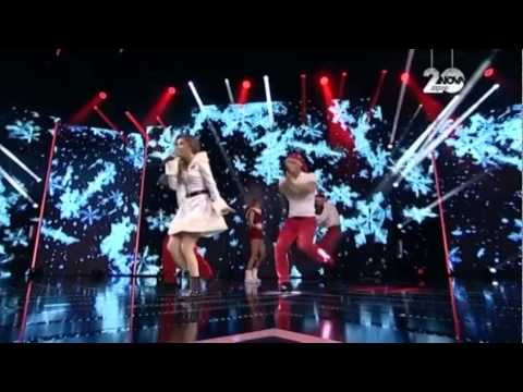 Михаела Маринова All I Want For Christmas Is You The X Factor Bulgaria 2014