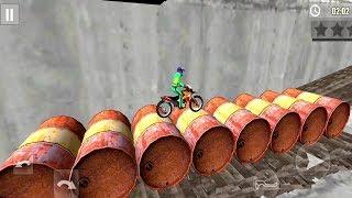 Bike Stunt Challenge Android Gameplay