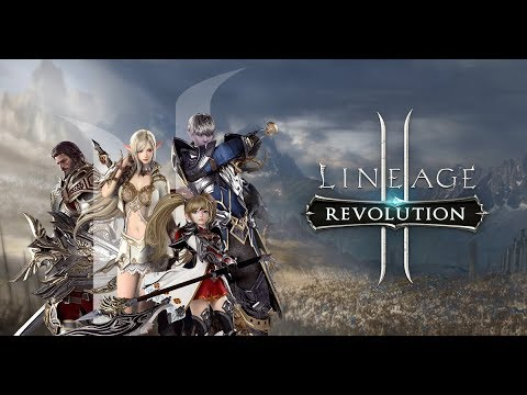 Checking Out Lineage II Revolution, Free Mobile MMO #Sponsored