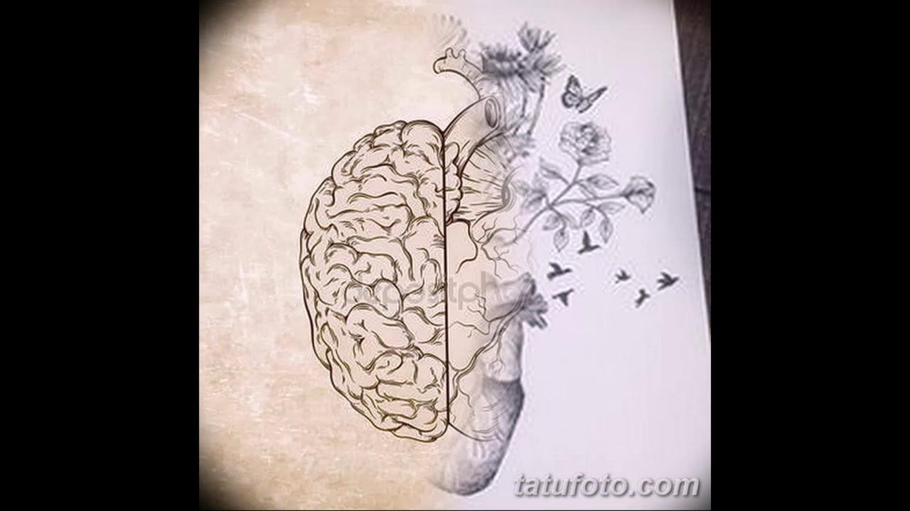 Эскизы тату Сердце - коллекция оригинальных рисунков для татуировки с сердцем