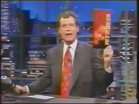 Majek Fashek  So long   on the David Letterman Show   1992