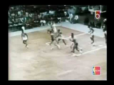1965: Boston Celtics vs Cincinnati Royals Part 2 of 3