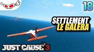 Settlement Le Galera | Just Cause 3 Indonesia #18