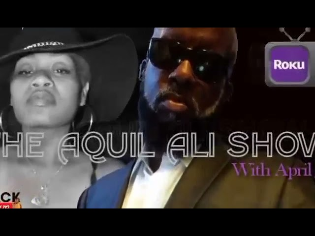 The Aquil Ali Show with April J. Feat Eric Crow Draven