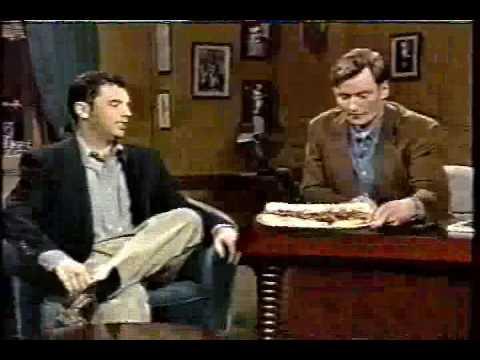 David E. Adler on Late Night with Conan O'Brien
