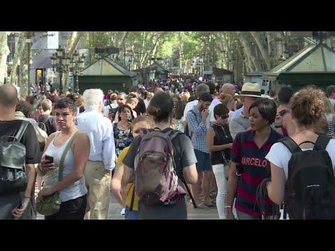 Policía: célula de 12 personas participó en atentados en España