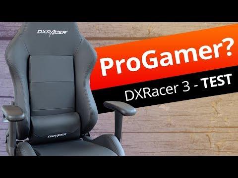 Dxracer 3 Gaming Stuhl Test Youtube