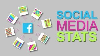 Social Media Statistics 2013 | Facebook Stats, Twitter Stats and More!