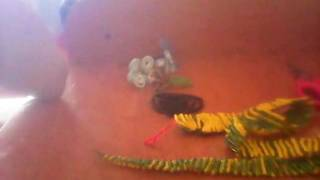 Обзор на змею из бисера