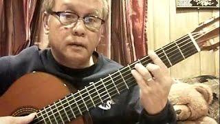 Chờ Đông (Ngân Giang) - Guitar Cover