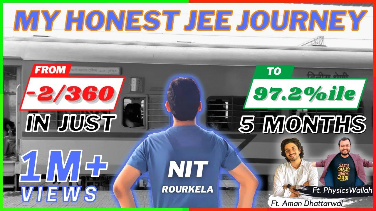 Download My Honest JEE Story   Cracked JEE in 5 Months   Without Coaching   NIT Rourkela   Trigunaditya Panda