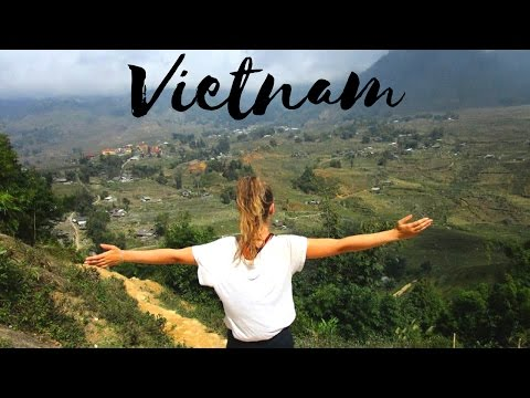 How to spend 1 month in Vietnam - Travel Vlog