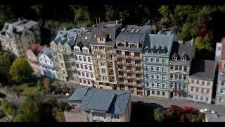 Спа отель MORAVA Карловы Вары - sanatoriums.com(Видеоролик, снятый sanatoriums.com, о спа отеле