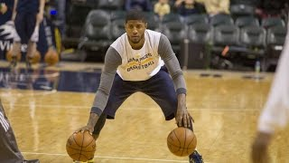 Paul George PG13 Motivational Workout