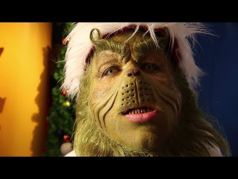 Grinchmas Who-liday Spectacular At Universal Orlando Islands Of Adventure!