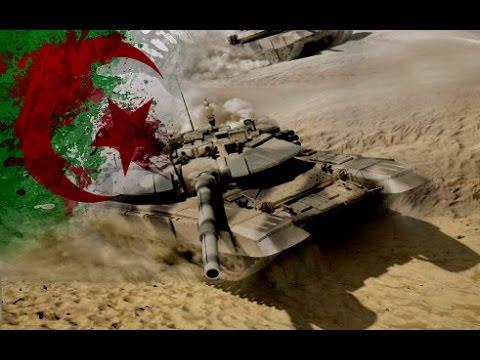 الجيش الجزائري 2016 .Algerian army