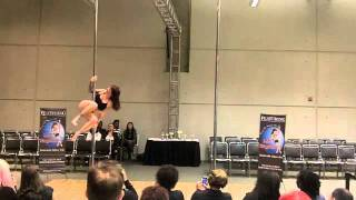 Miss Georgia Pole Dance Competition 2011 Amateur Compulsory Round