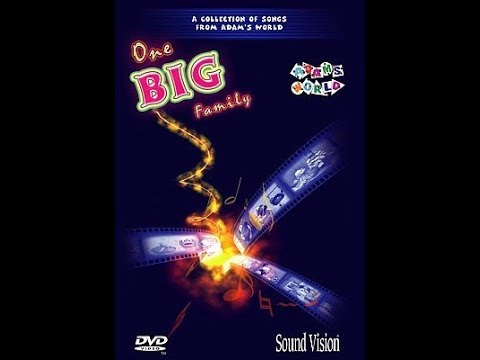 Adam's World - Special 3 One Big Family [VHS]