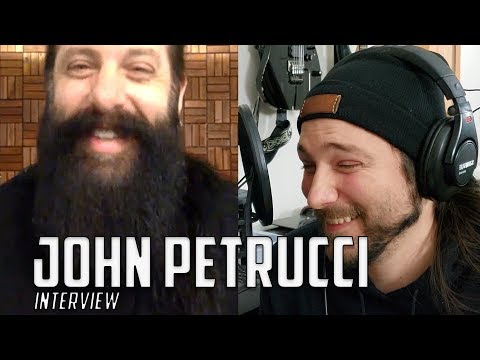 John Petrucci talked to me Dream Theater   Mike the  Snob