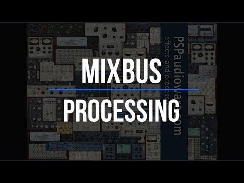 Mixbus Processing ( PSP Plugins )