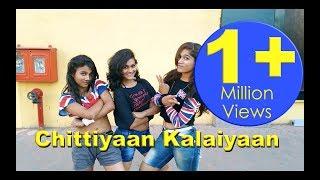 Chittiyaan Kalaiyaan - Blue Apple Dance Academy - Choreographed By Sunil Vishwakarma