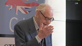 CIB rally 2019 - chairman's intro & Lord Stoddart