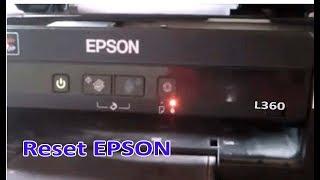 Gambar cover Reset Epson L360, L130, L310, L220, L365 || Cara Download Resetter || Lampu Printer Kedip Bergantian