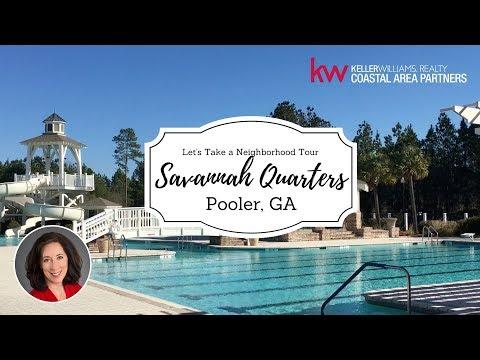 Savannah Quarters - Neighborhood Tour
